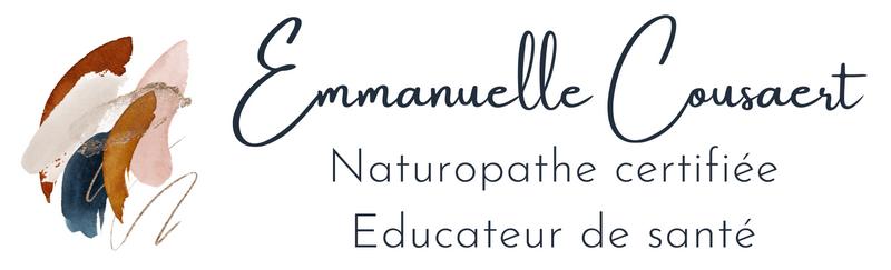Emmanuelle Cousaert Naturopathe